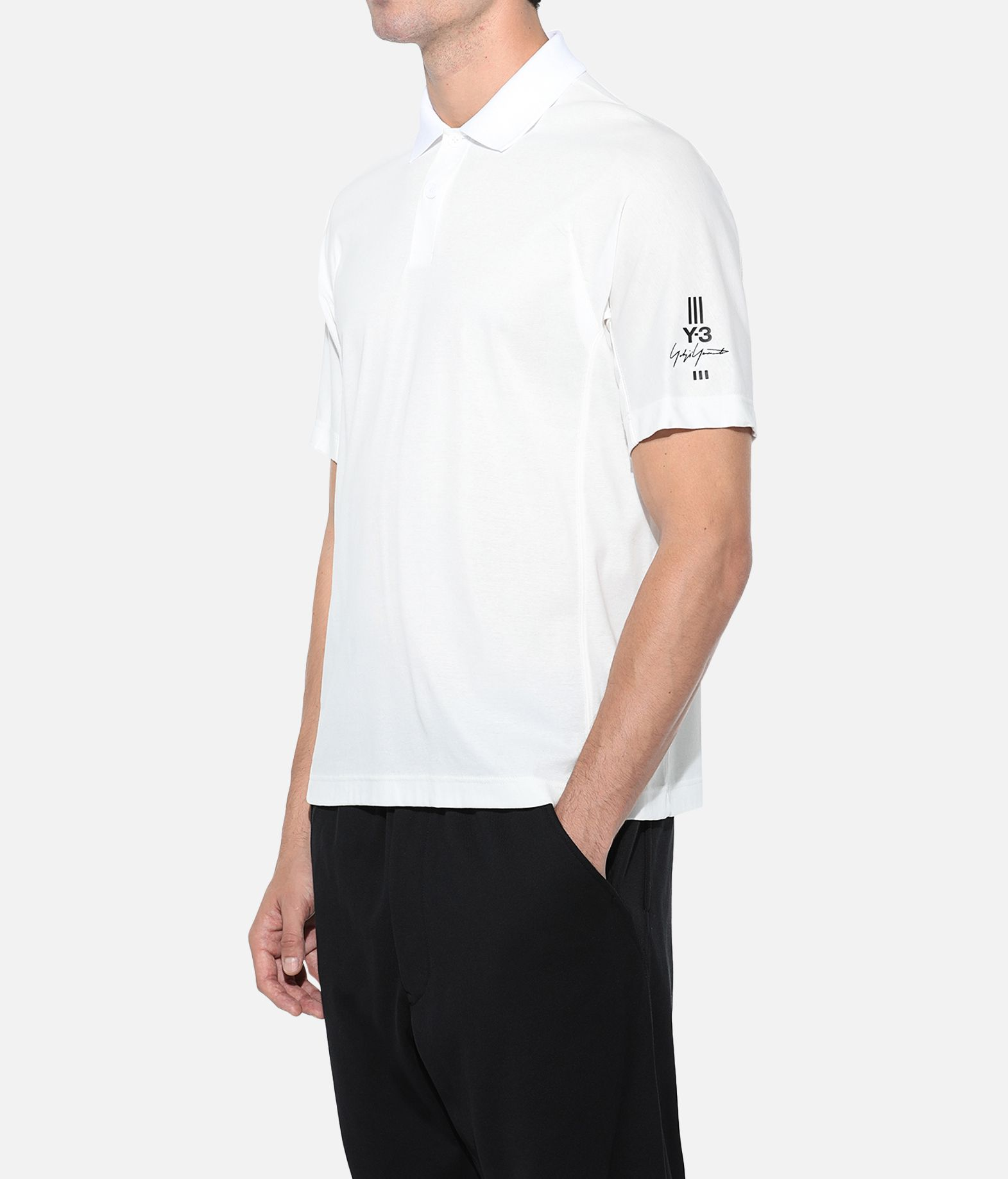 Y-3 Y-3 New Classic Polo Shirt  Polo Man e