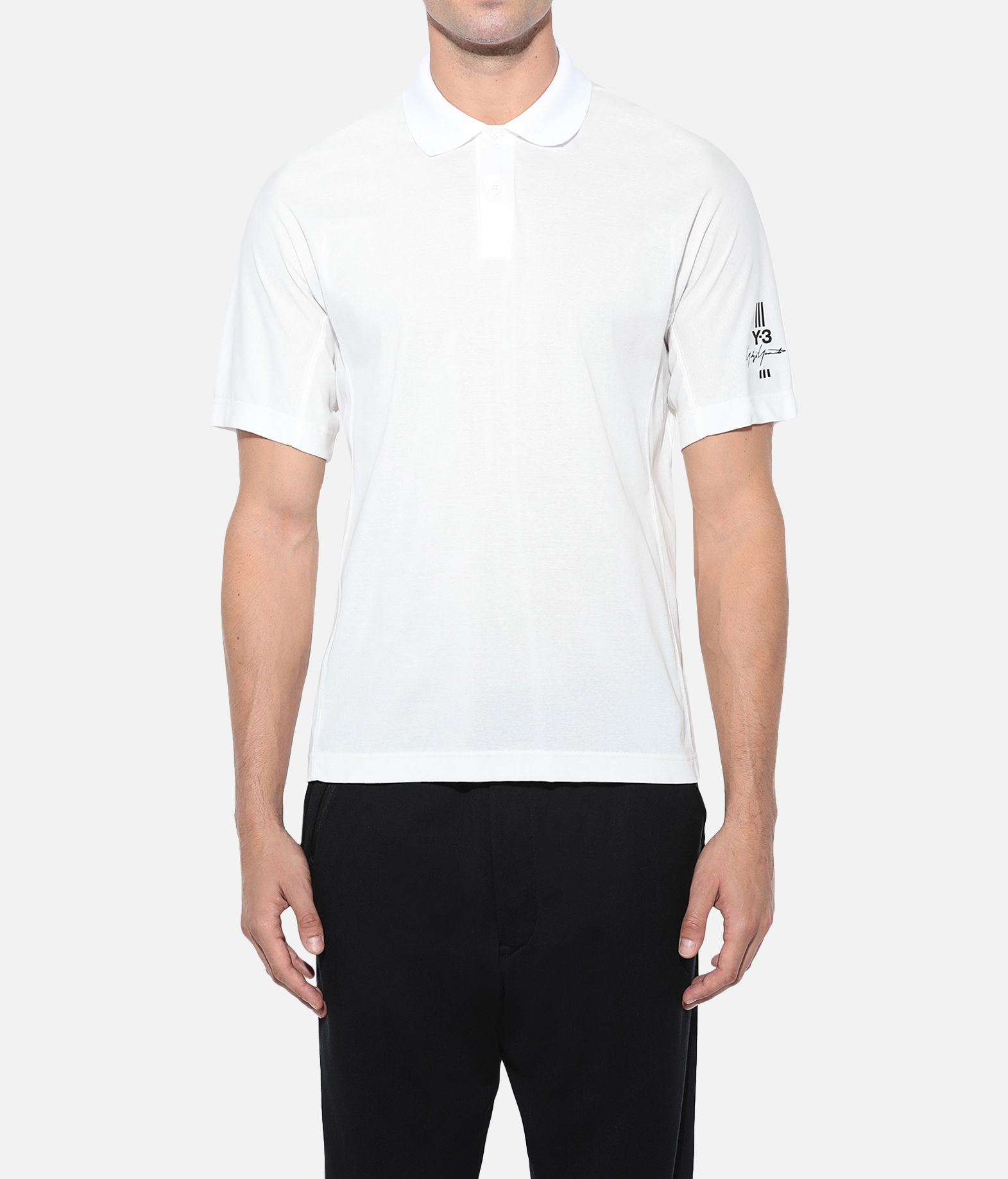 Y-3 Y-3 New Classic Polo Shirt  Polo Man r