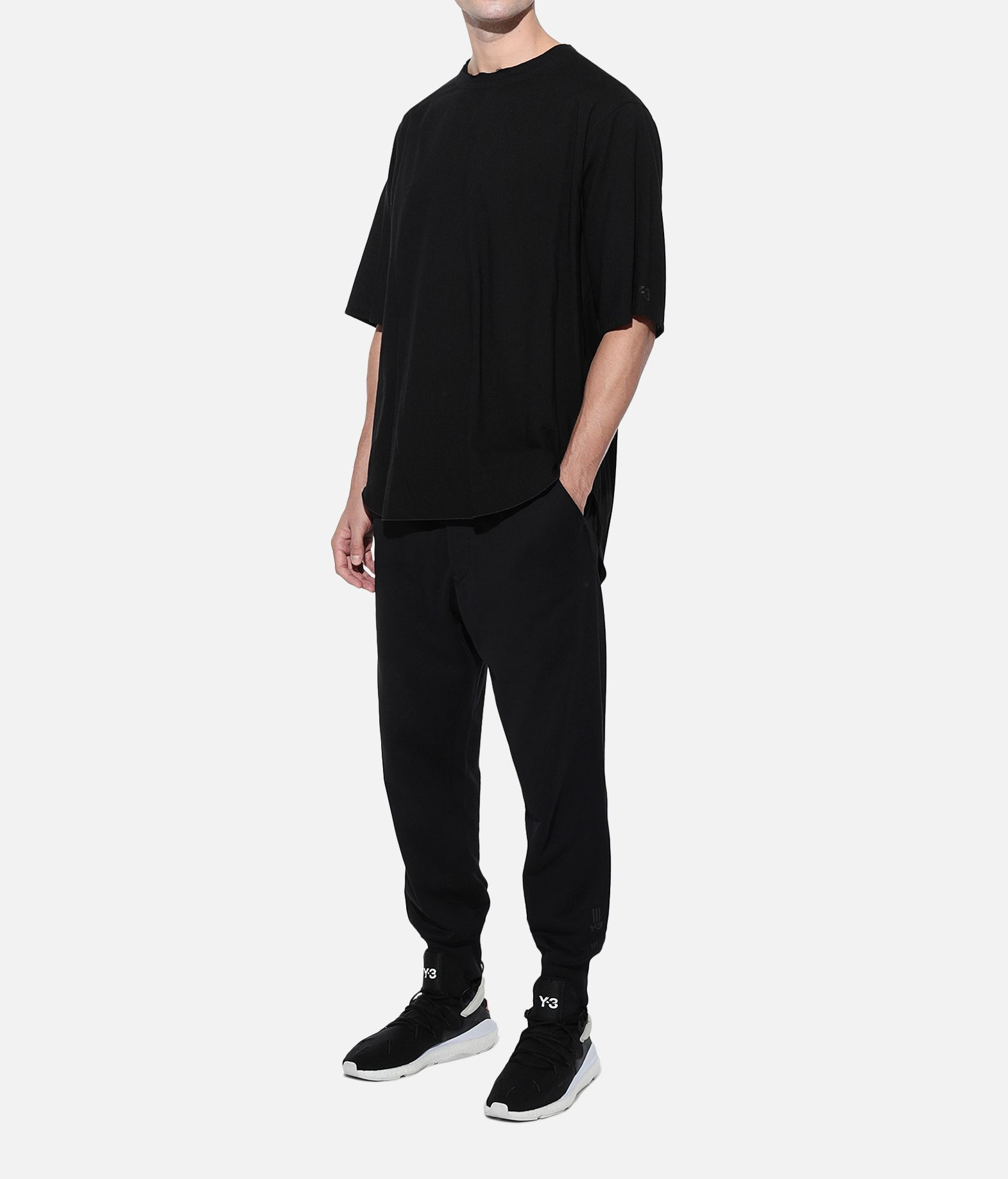 Y-3 Y-3 Long Tee  Short sleeve t-shirt Man a
