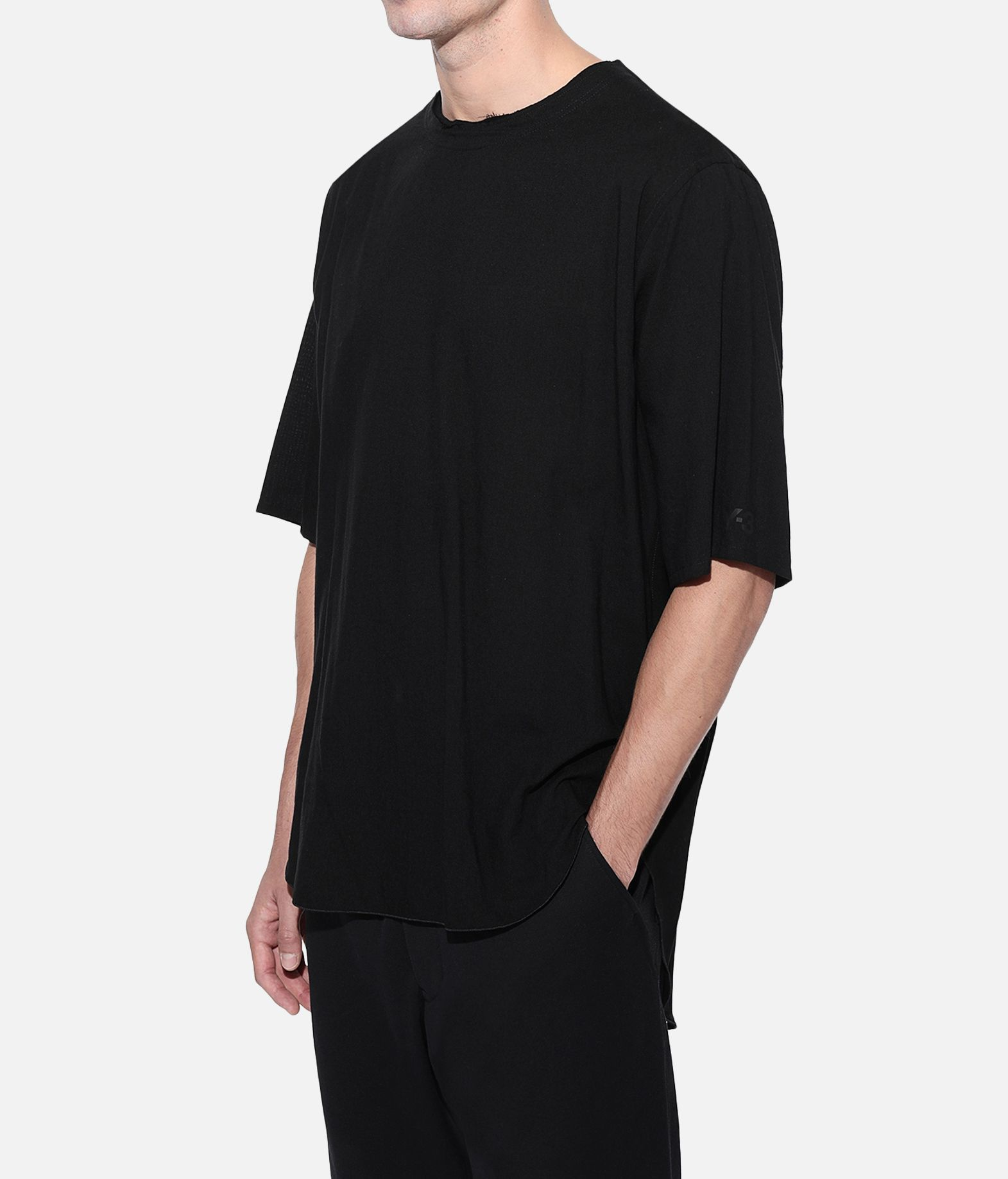 Y-3 Y-3 Long Tee  Short sleeve t-shirt Man d