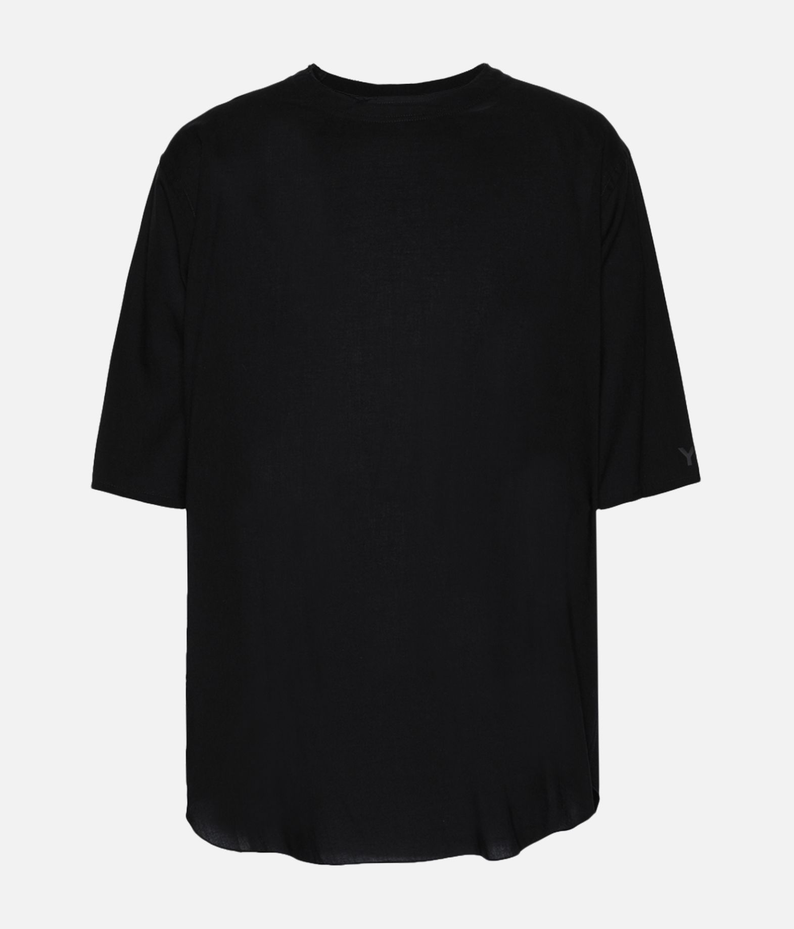 Y-3 Y-3 Long Tee  Short sleeve t-shirt Man f