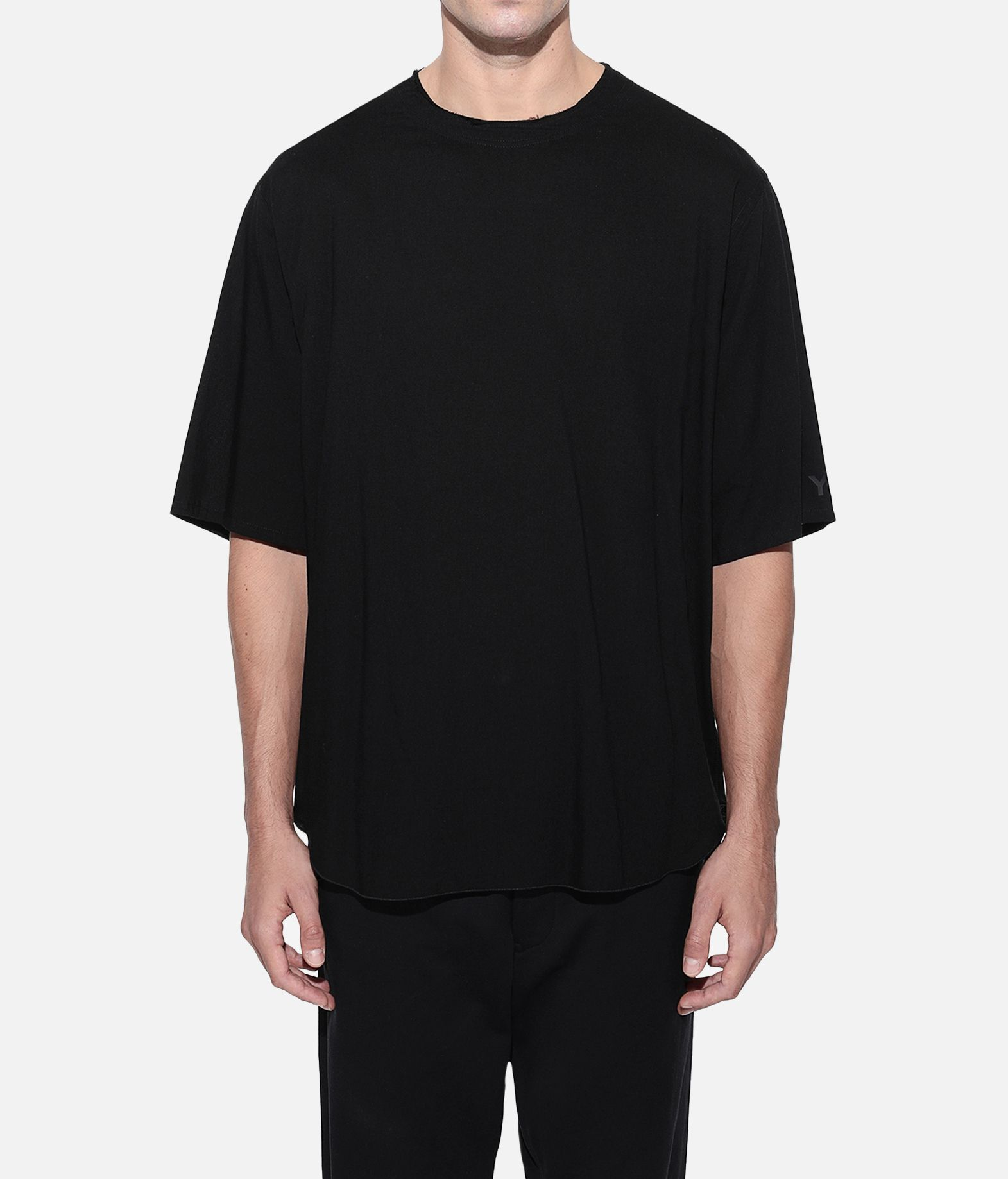 Y-3 Y-3 Long Tee  Short sleeve t-shirt Man r