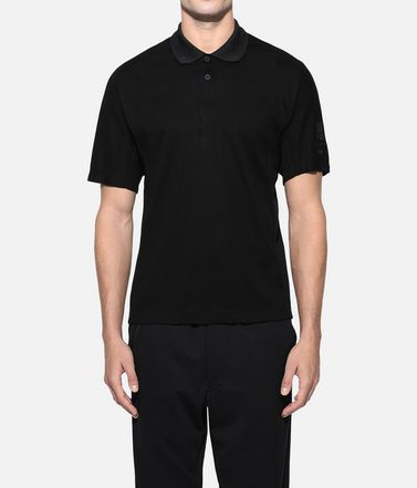 Y-3 Polo Man Y-3 Classic Polo Shirt r