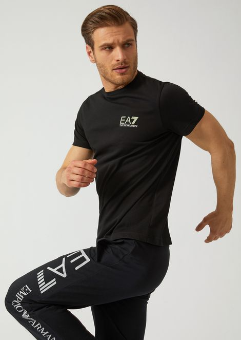 Breathable Ventus 7 technical fabric T-shirt