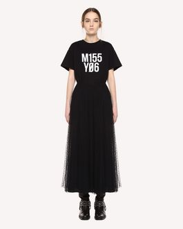 "REDValentino ""Miss You"" print T-shirt"