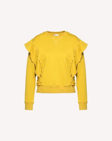 REDValentino QR0MF06L46Q G74 Sweatshirt Woman a