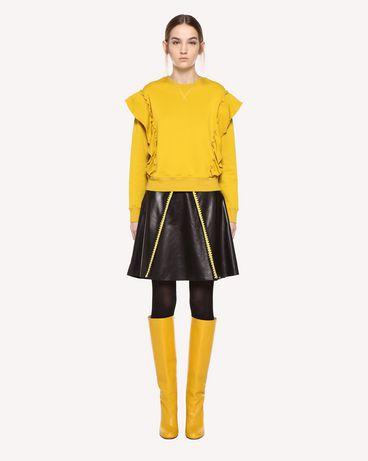 REDValentino QR0MF06L46Q G74 Sweatshirt Woman f