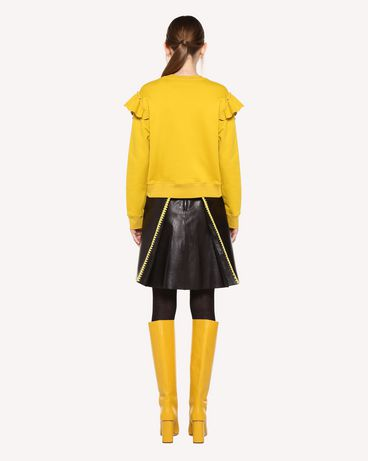 REDValentino QR0MF06L46Q G74 Sweatshirt Woman r