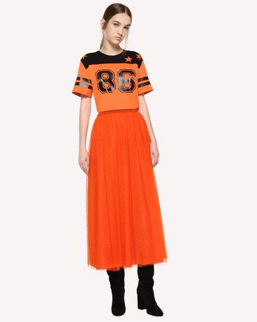 REDValentino QR0MG10C47A RR0 T-Shirts_NONUSARE Donna d