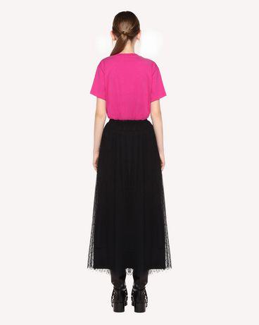 REDValentino QR0MG10E47B FA9 T-Shirt Woman r