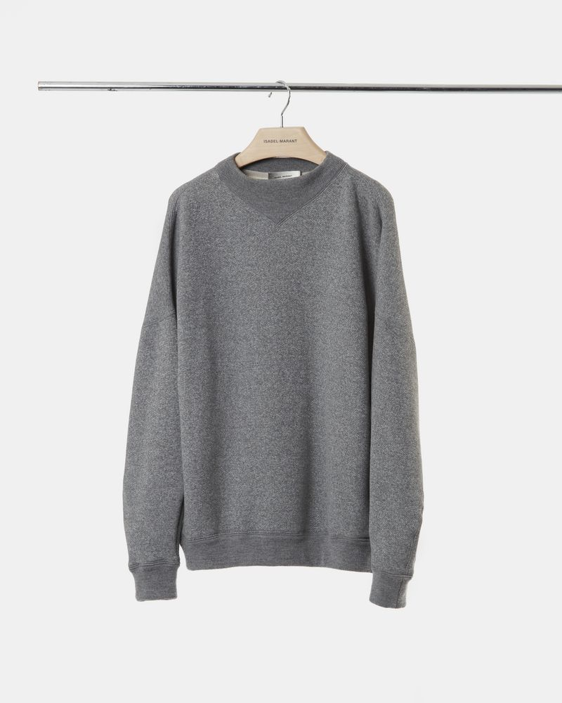 WILLS fleece jumper ISABEL MARANT