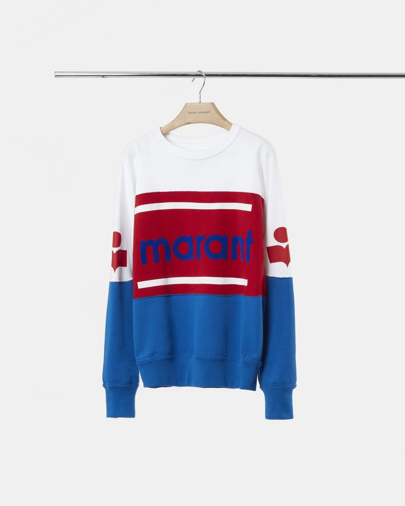 GALLIANH three colour sweatshirt ISABEL MARANT