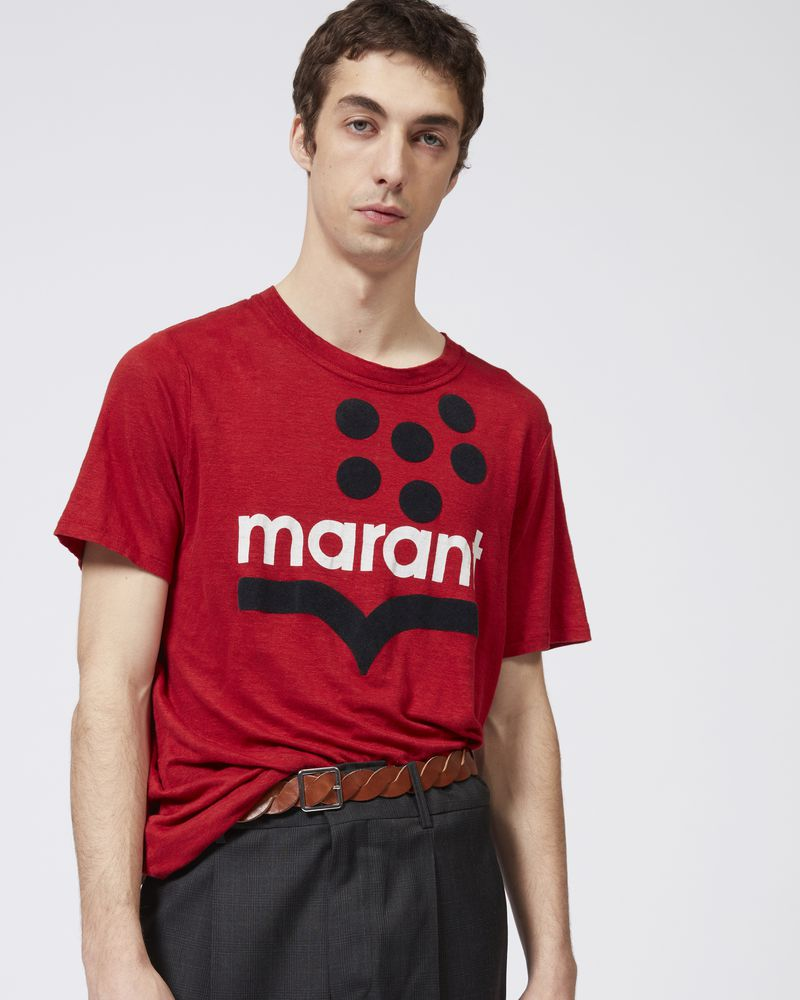 KARMAN プリント Tシャツ ISABEL MARANT