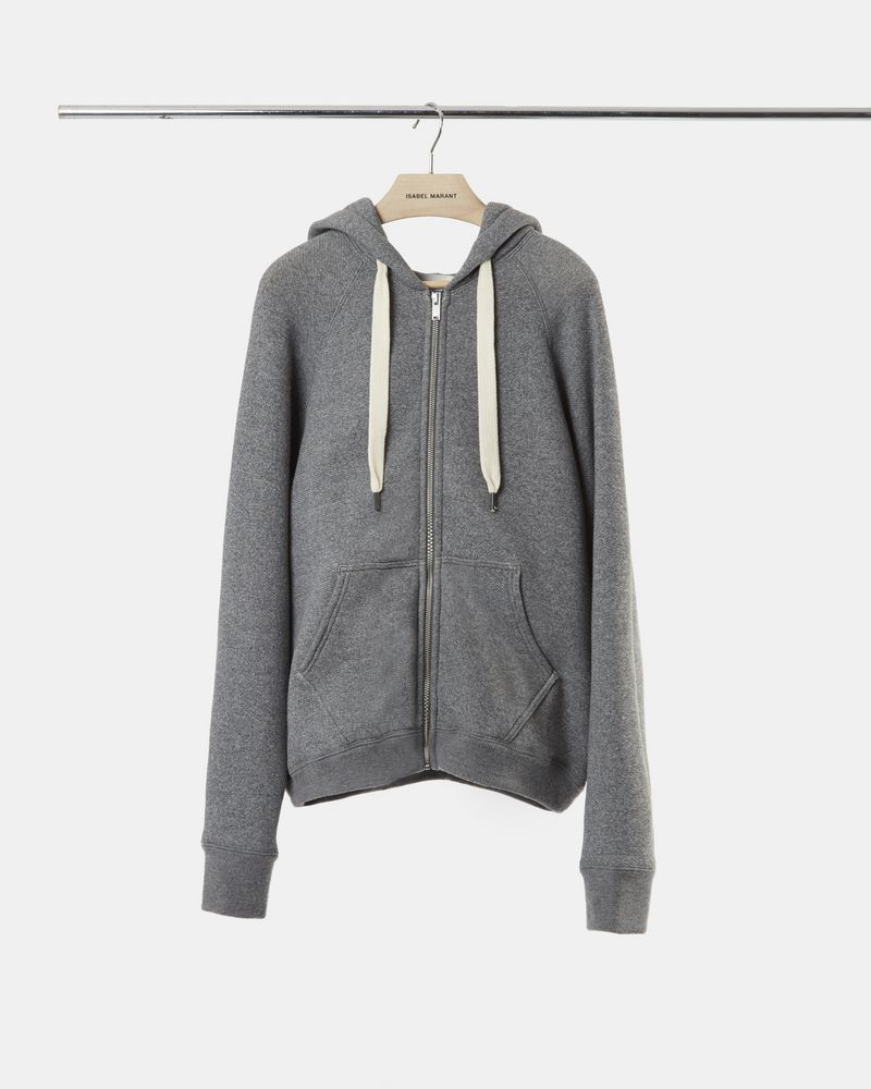 WOLF hooded jacket ISABEL MARANT