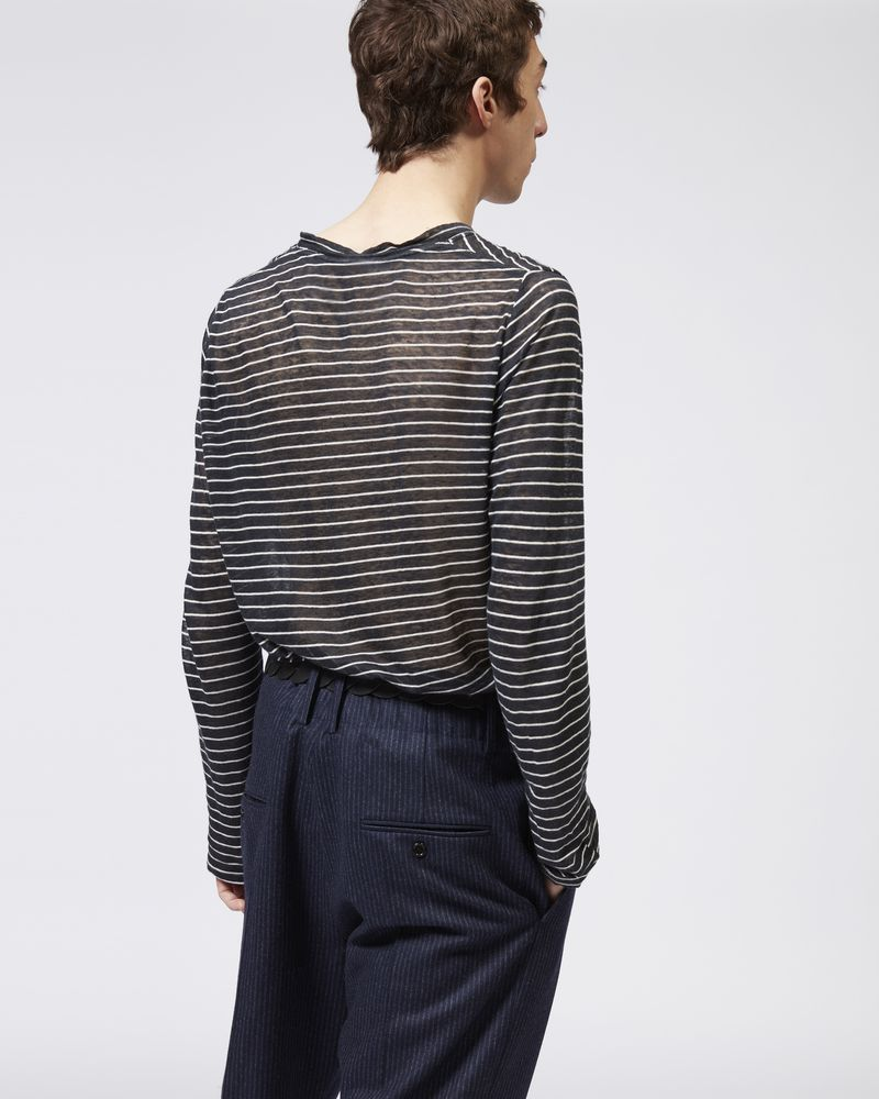 LEIGHTON striped Tshirt ISABEL MARANT