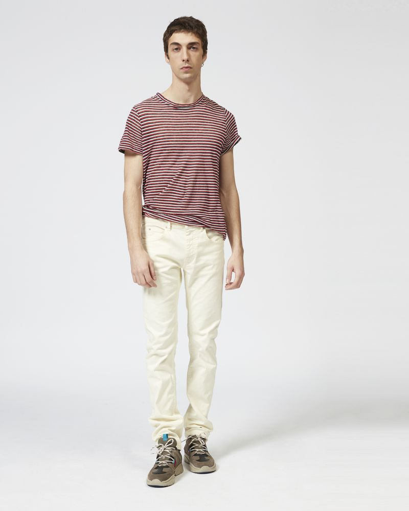 LEON striped Tshirt ISABEL MARANT