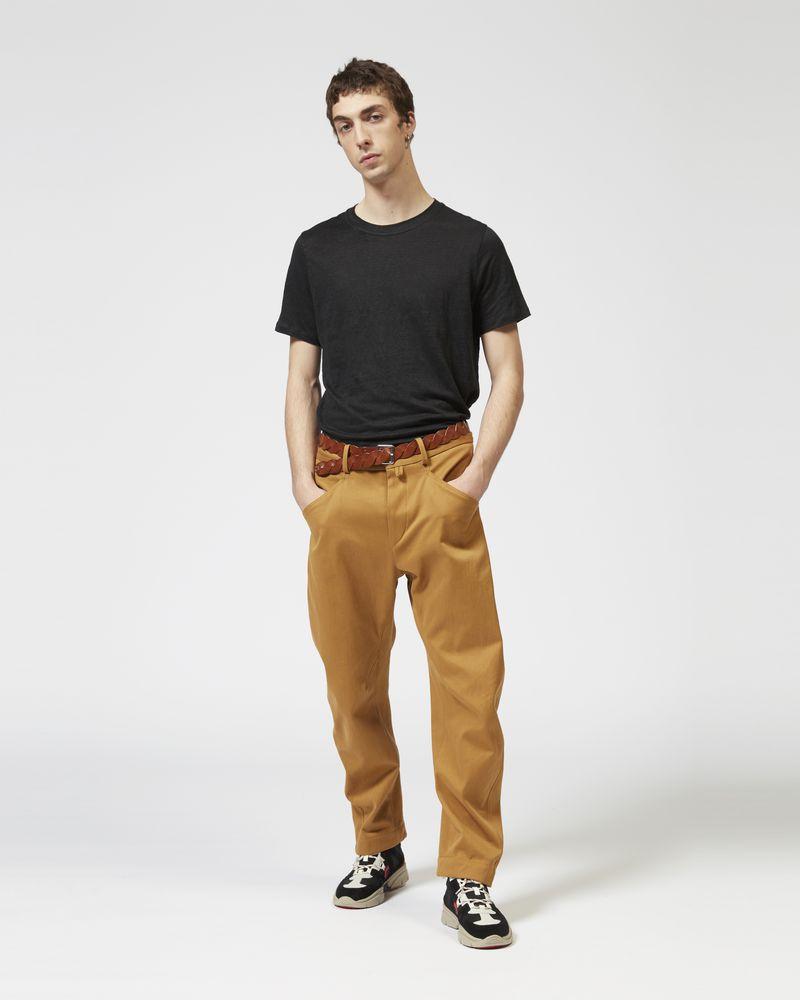 KARMAN linen Tshirt ISABEL MARANT