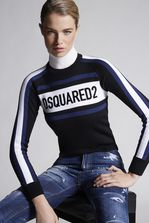 DSQUARED2 Wool Dsquared2 Ski Pullover 套衫 女士