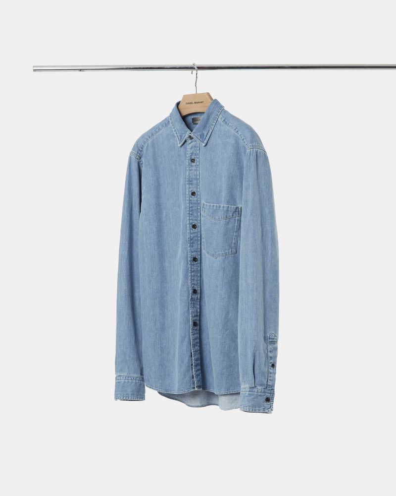 LAKO denim shirt ISABEL MARANT