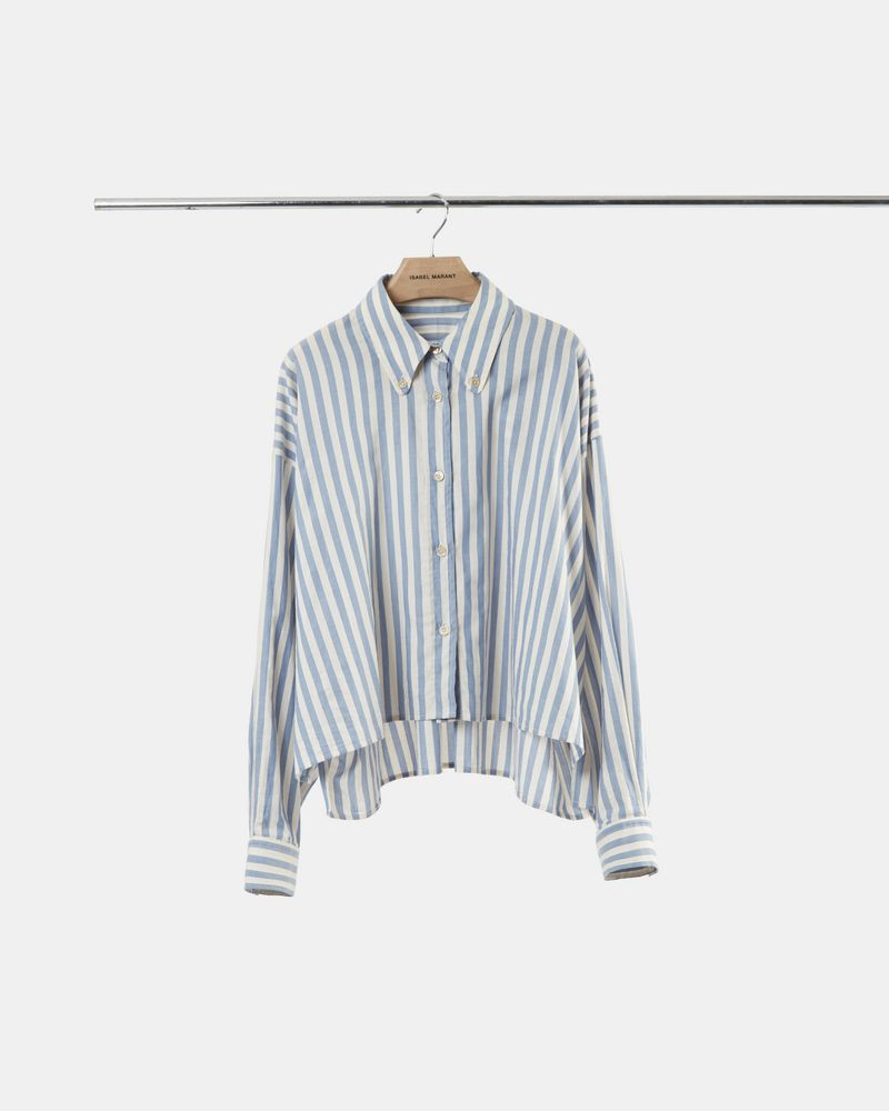 MACAO striped shirt ISABEL MARANT