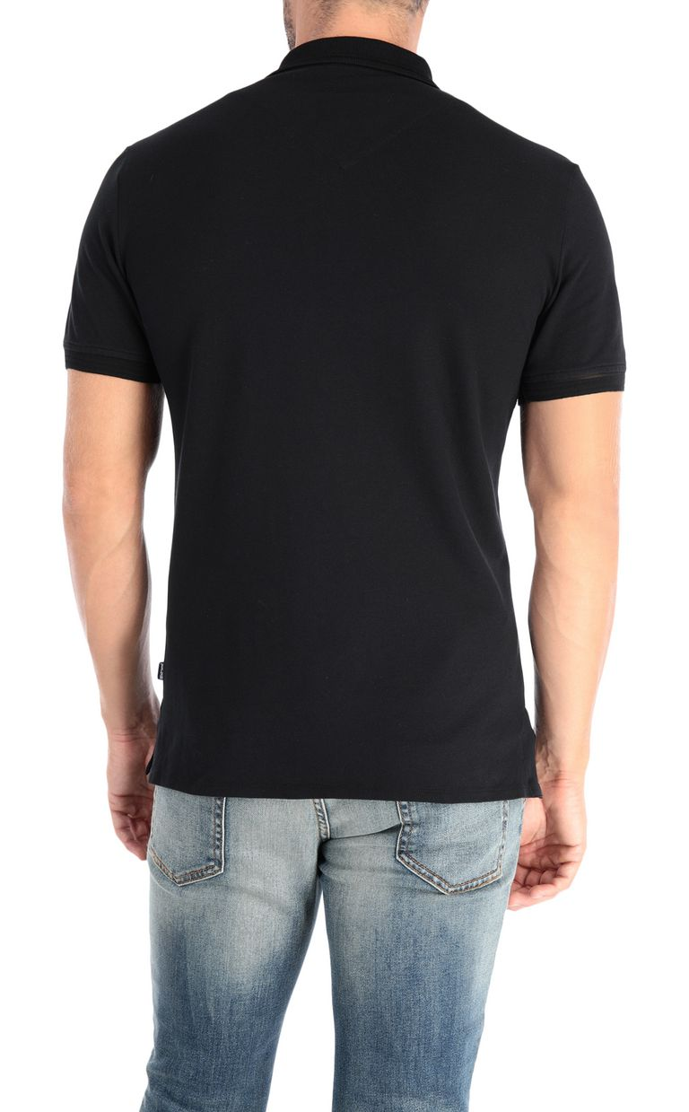 JUST CAVALLI Short-sleeve polo shirt Polo shirt [*** pickupInStoreShippingNotGuaranteed_info ***] d