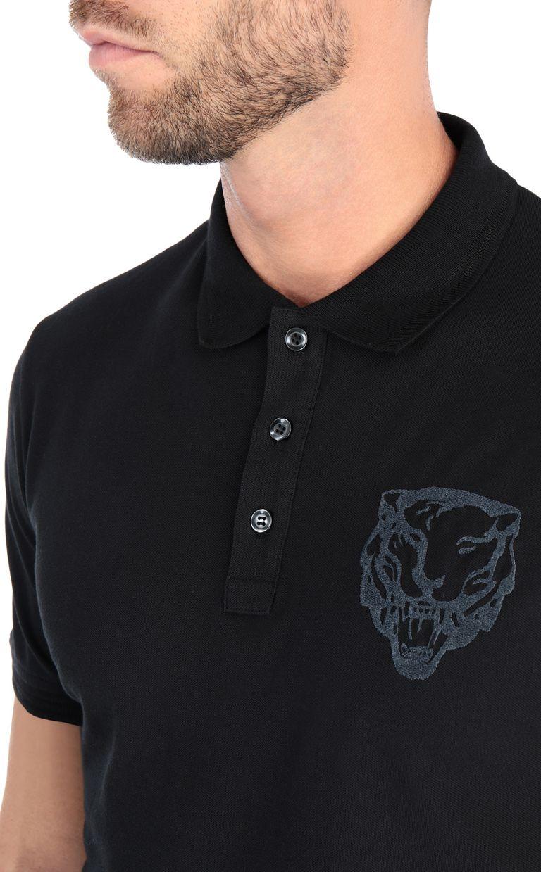 JUST CAVALLI Short-sleeve polo shirt Polo shirt [*** pickupInStoreShippingNotGuaranteed_info ***] e