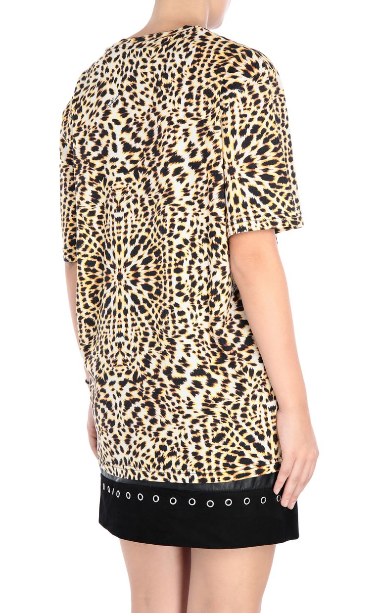 JUST CAVALLI Leopard T-shirt Short sleeve t-shirt [*** pickupInStoreShipping_info ***] d