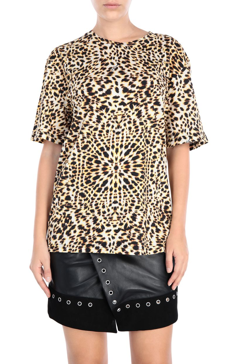 JUST CAVALLI Leopard T-shirt Short sleeve t-shirt [*** pickupInStoreShipping_info ***] f