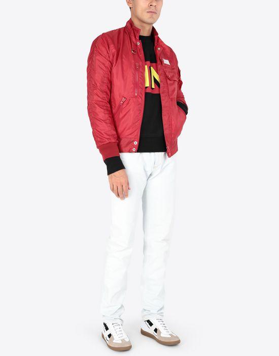 MAISON MARGIELA IN printed jersey sweatshirt Sweatshirt [*** pickupInStoreShippingNotGuaranteed_info ***] d