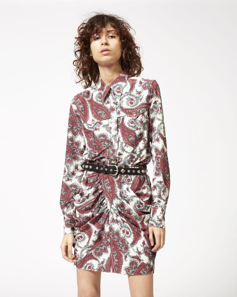 TANIA printed shirt ISABEL MARANT