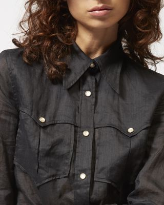 ISABEL MARANT SHIRT & BLOUSE Woman NARIA shirt r