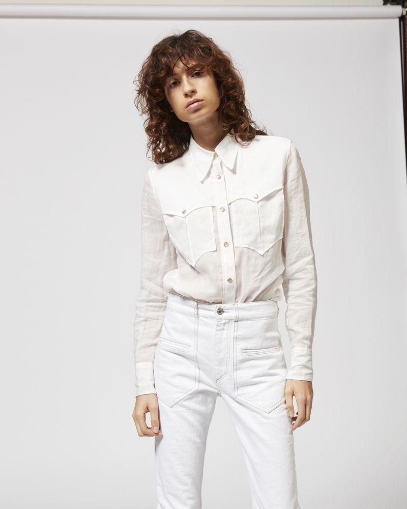 NARIA shirt ISABEL MARANT