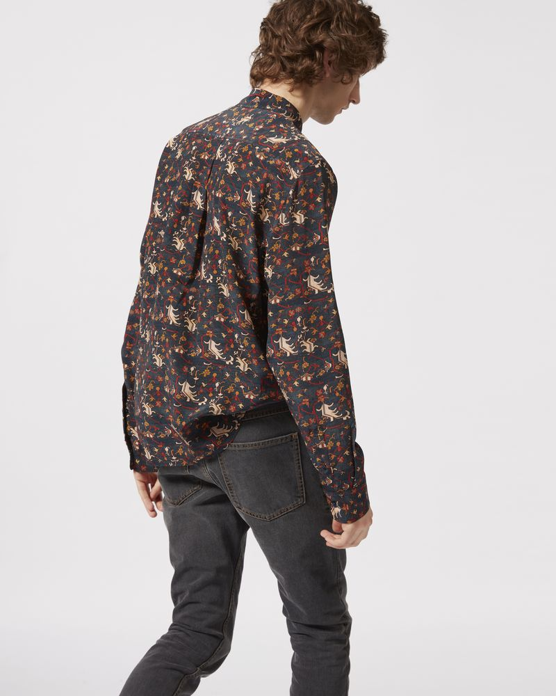 JASON silk shirt ISABEL MARANT