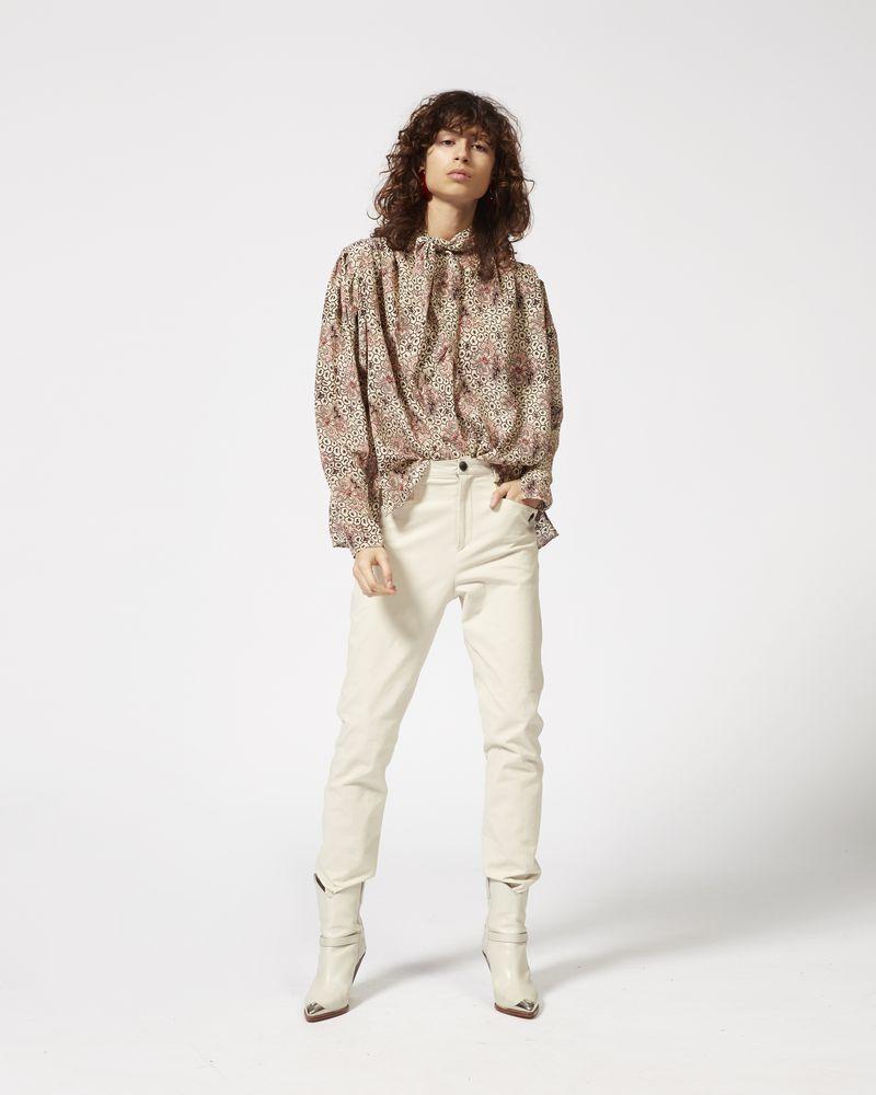 HIGI printed blouse ISABEL MARANT