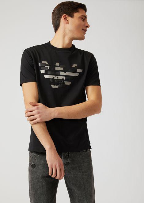 Men S T Shirts Emporio Armani