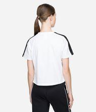 KARL LAGERFELD PUMA x KARL T-Shirt in Cropped-Passform 9_f