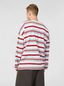 Marni T-shirt in striped cotton jersey Man - 3