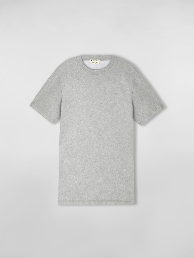 Marni T-shirt in cotton jersey with print by the artist Florian Hetz  Man - 2