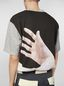 Marni T-shirt in cotton jersey with print by the artist Florian Hetz  Man - 4