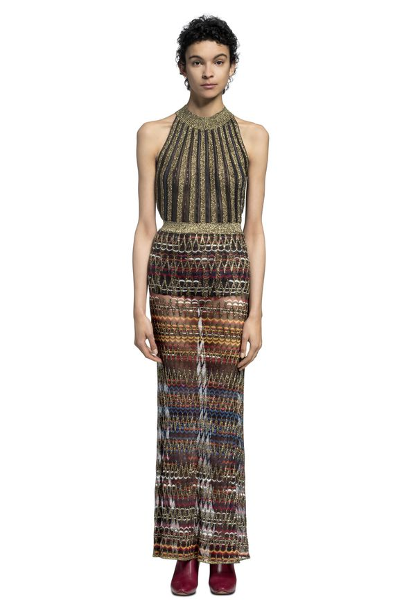 MISSONI Vest Woman, Frontal view