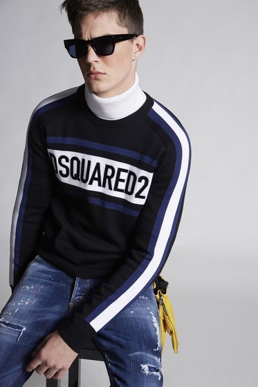 DSQUARED2 Dsquared2 Wool Pullover Pullover Herren