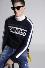 DSQUARED2 Dsquared2 Wool Pullover Pullover Man
