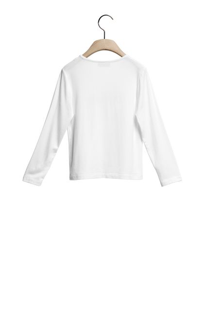 MISSONI KIDS T-shirt Bianco Donna - Fronte