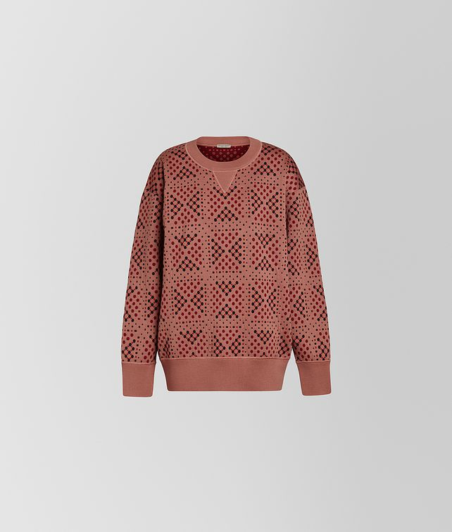 BOTTEGA VENETA SWEATER IN WOOL Knitwear or Top or Shirt [*** pickupInStoreShipping_info ***] fp