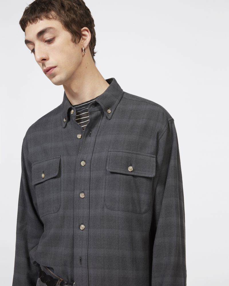 RADLEY plaid shirt ISABEL MARANT
