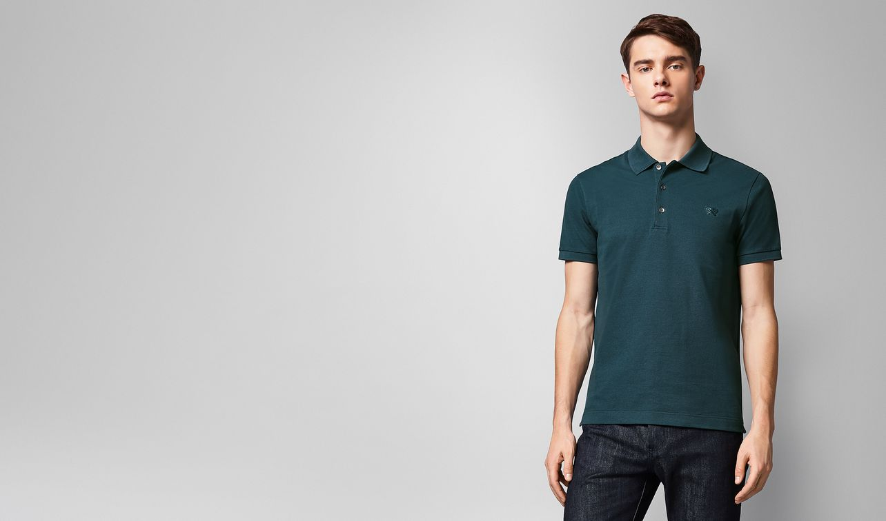 t-shirt in cotton  landing