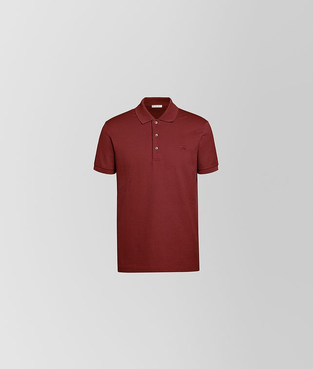 BOTTEGA VENETA T-SHIRT IN COTTON T-Shirt and Polo Man fp