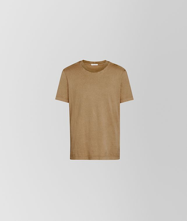 BOTTEGA VENETA T-SHIRT IN COTTON T-Shirts and Polos [*** pickupInStoreShippingNotGuaranteed_info ***] fp