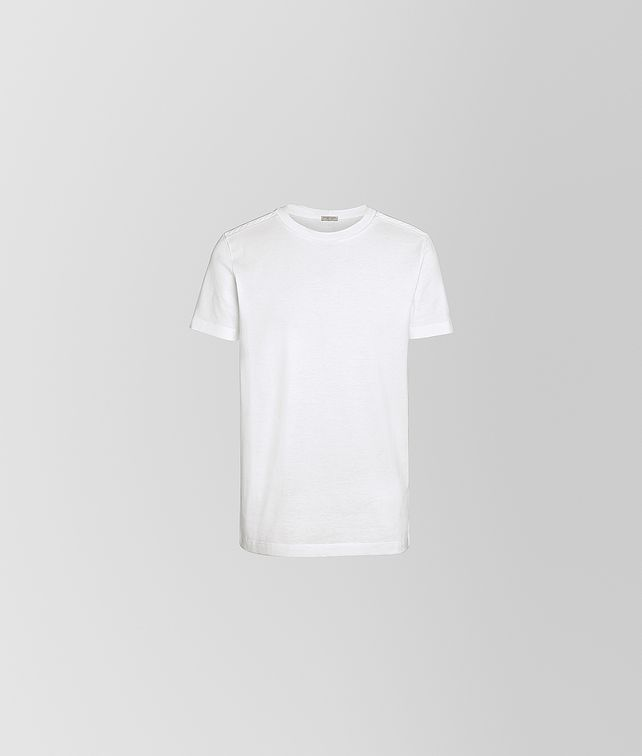 BOTTEGA VENETA T-SHIRT IN COTTON Polo And Tee [*** pickupInStoreShippingNotGuaranteed_info ***] fp