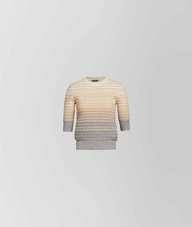 BOTTEGA VENETA SWEATER IN WOOL Knitwear or Top or Shirt [*** pickupInStoreShipping_info ***] fp